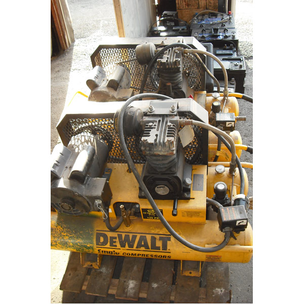 Dewalt D55580 Air Compressor Dewalt D Gallon Electric